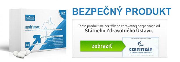 andrimax-120_SK_certifikat